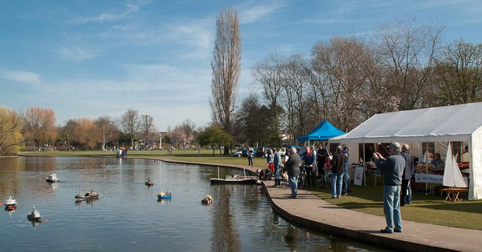 The Spring Regatta