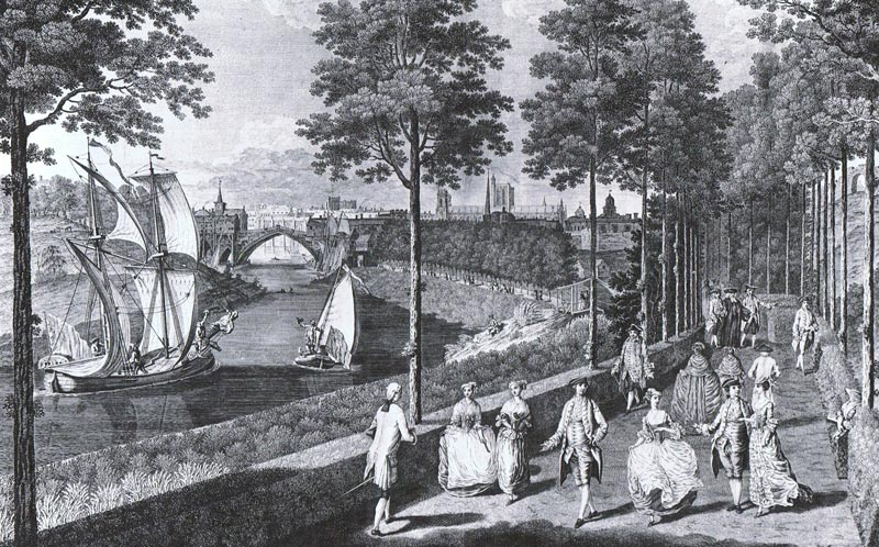 The Ouse Etching